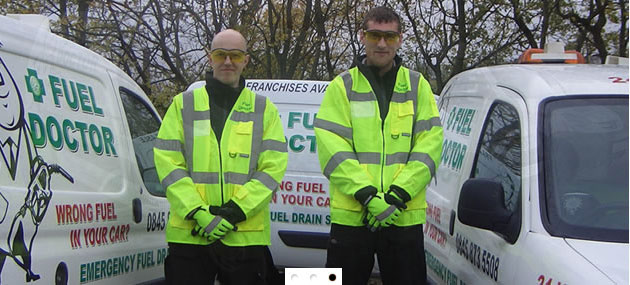Wrong Fuel Great Yarmouth