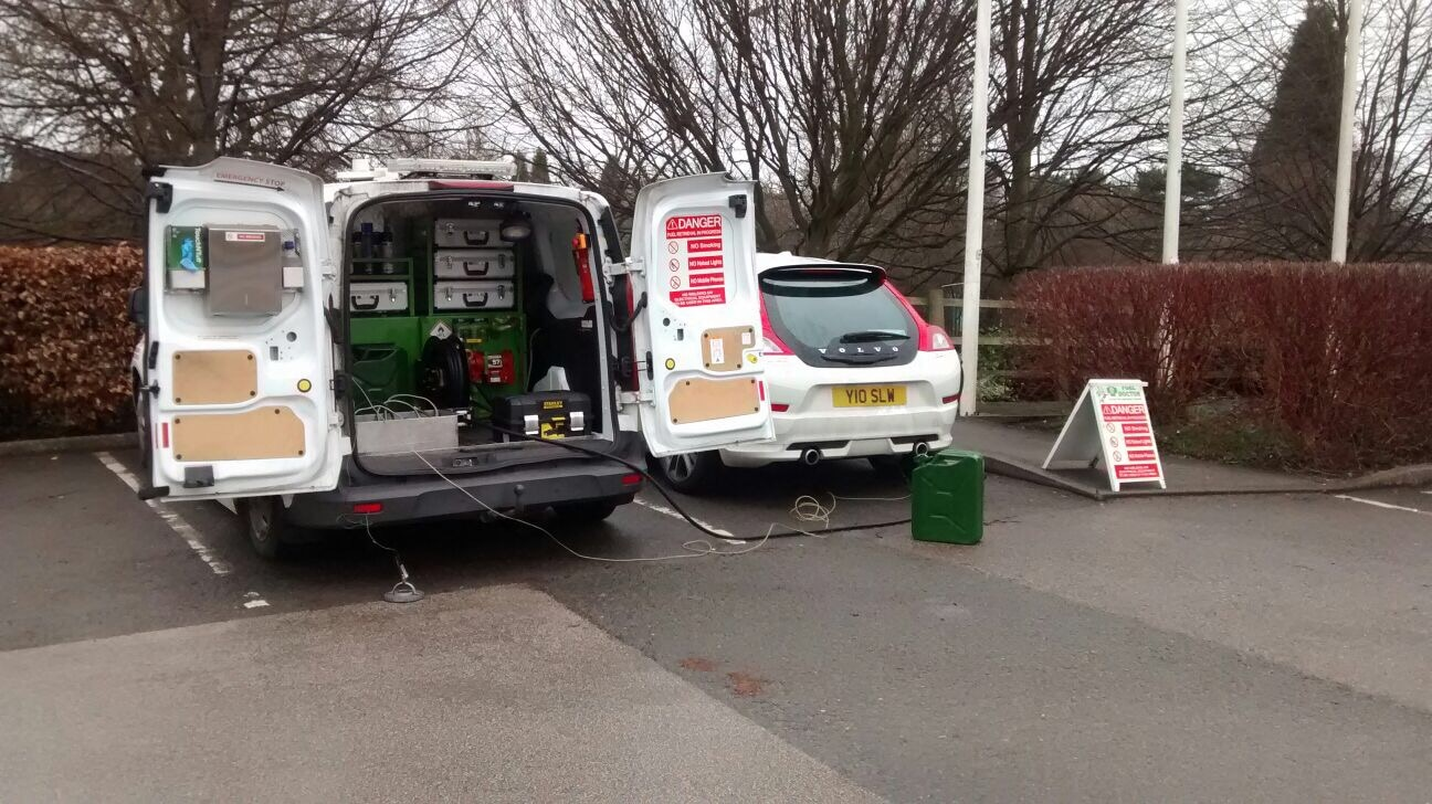 Wrong fuel recovery Newcastle-Under-Lyme Staffordshire