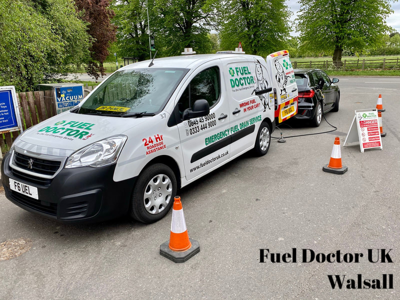 fuel doctor Walsall