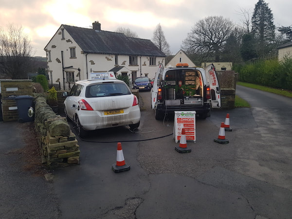 Bingley wrong fuel recovery West Yorkshire